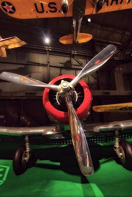 Photograph - United States Airplane Museum by Dan Sproul