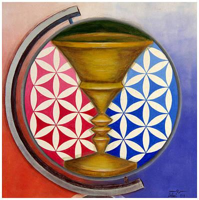 Unity Painting - Unity Grail by Sohel Mehboob