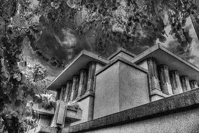 Unity Temple Vortex Original by William Fields