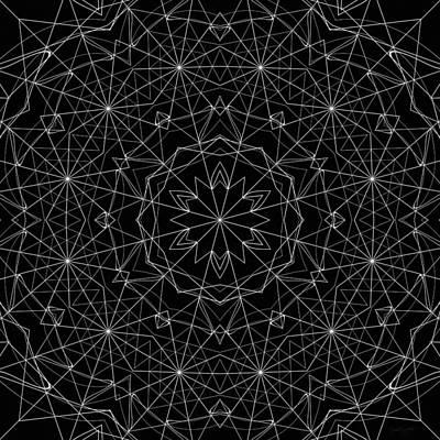 Digital Art - Universal Framework by Derek Gedney