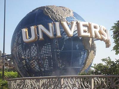 Universal Orlando Resort - 12125 Art Print by DC Photographer