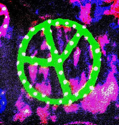 Photograph - Universal Peace by Deena Stoddard