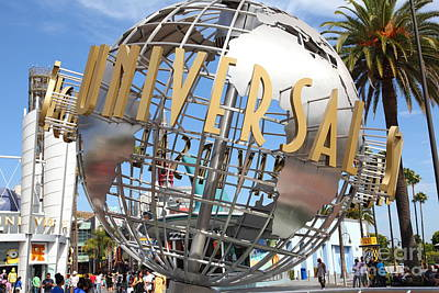 Photograph - Universal Studios Hollywood California 5d28467 by Wingsdomain Art and Photography