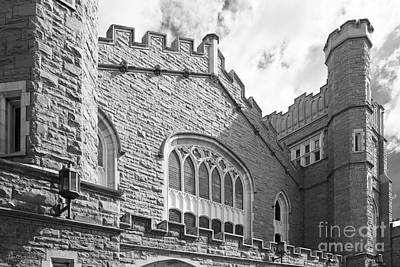 University Of Boulder Colorado Photograph - University Of Colorado Macky Auditorium by University Icons
