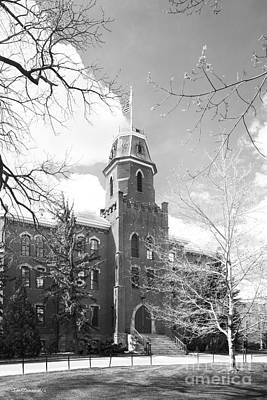Photograph - University Of Colorado Old Main by University Icons