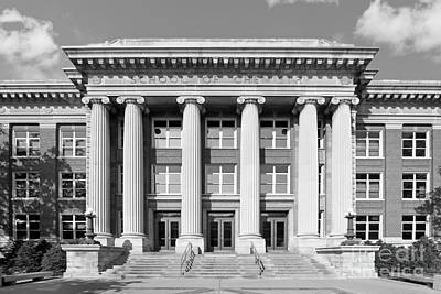University Of Minnesota Smith Hall Art Print