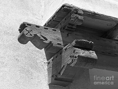 Albuquerque Photograph - University Of New Mexico Decorative Detail by University Icons
