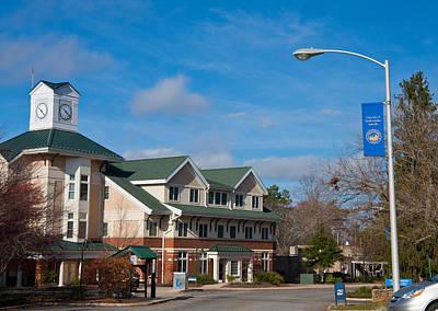 Photograph - University Of North Carolina Asheville by Melinda Fawver
