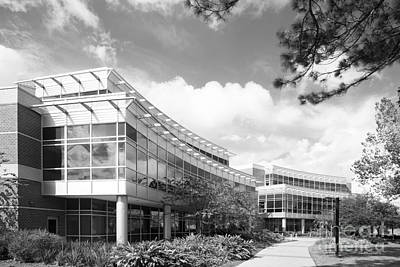 Photograph - University Of North Florida Petway Hall by University Icons