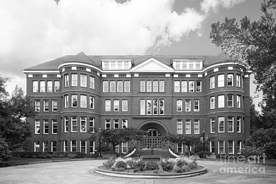 Photograph - University Of Portland Waldschmidt Hall by University Icons