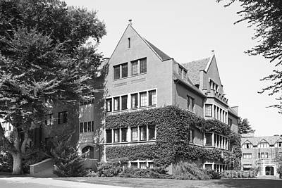Photograph - University Of Puget Sound Mc Intyre Hall by University Icons