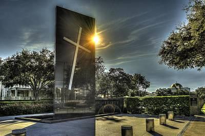 Photograph - University Of St. Thomas by David Morefield