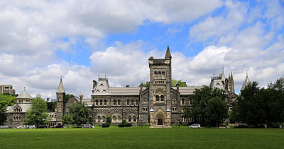 Photograph - University Of Toronto 6 by Andrew Fare