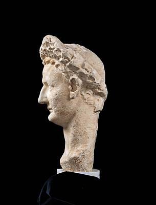 Unknown Artist, Portrait Of Domitian Art Print