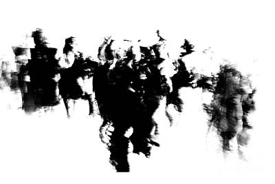 Art Print featuring the photograph Unlock The Unconscious Mind by Danica Radman