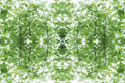 Kaleidoscopic Photograph - Unnatural 34 by Giovanni Cafagna