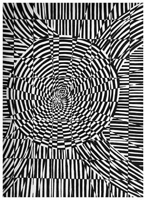 Unraveled Art Print