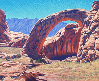 Painting - Unseen Artist by Cheryl Fecht
