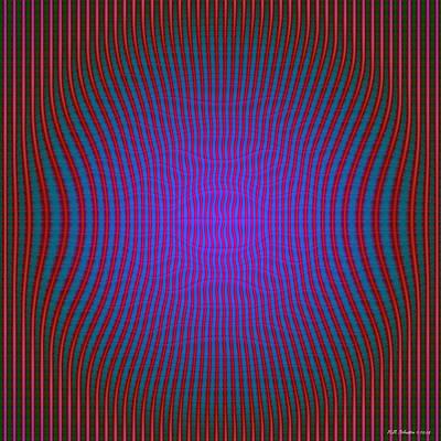 Digital Art - Unsubtle by WB Johnston
