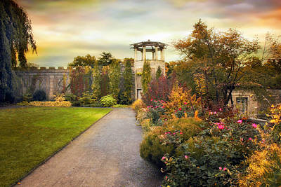Photograph - Untermyer Garden by Jessica Jenney