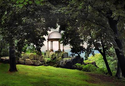 Photograph - Untermyer Park by Jessica Jenney