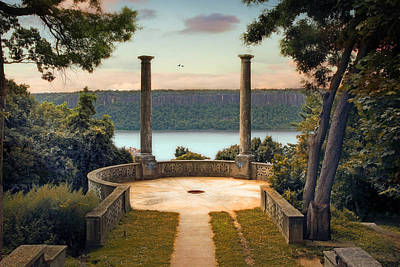 Photograph - Untermyer Vista by Jessica Jenney