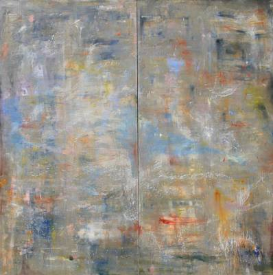 Abstract Painting - After Monet by Thomas Darnell