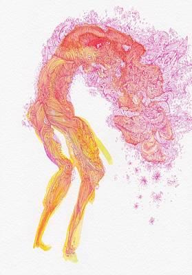 Untitled - #ss14dw083 Art Print by Satomi Sugimoto