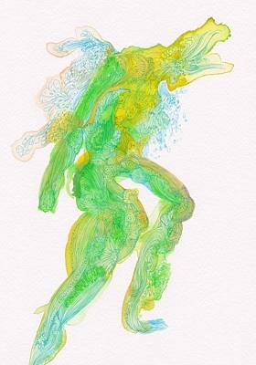 Untitled -  #ss14dw088 Art Print by Satomi Sugimoto