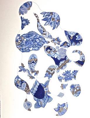 Untitled 10 Art Print by Simone Alexandrino