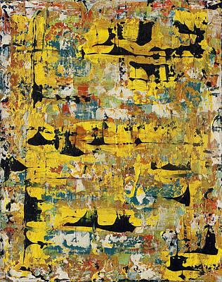 Untitled #107 Art Print by James Mancini Heath