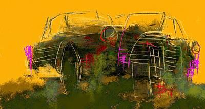 Digital Art - untitled 2 Oct 16 2014 by Jim Vance