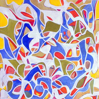 Untitled #42 Print by Steven Miller