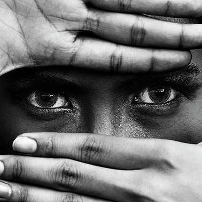 Hiding Photograph - Untitled by Ajie Alrasyid