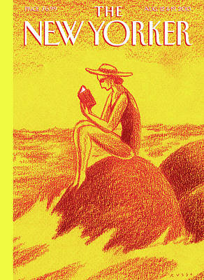 New Yorker August 12th, 2013 Art Print