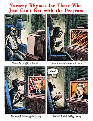 New Yorker March 5th, 2001 Art Print by Art Spiegelman