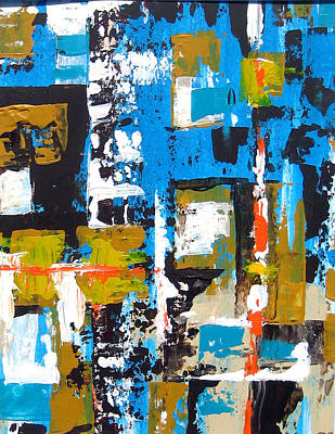 Contemporary Abstract Drawing - Untitled by Tom Fedro - Fidostudio