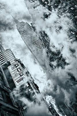 Broadway Wall Art - Photograph - Untitled by Fabien Bravin