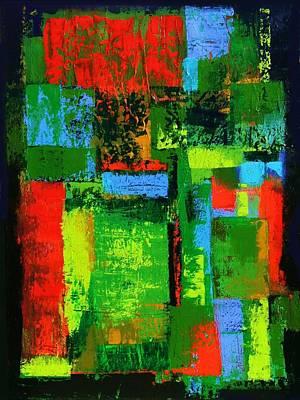 Untitled Green  Original