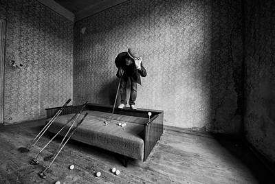 Fun Houses Photograph - Untitled by Mario Grobenski -