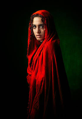Gown Photograph - Untitled by Mehdi Mokhtari