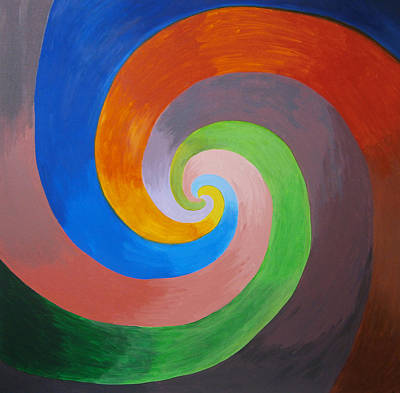 Painting - Untitled Painting 14 by Drew Shourd
