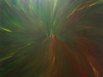 Painting - Untitled Painting 17 by Drew Shourd