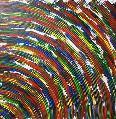 Painting - Untitled Painting 2 by Drew Shourd