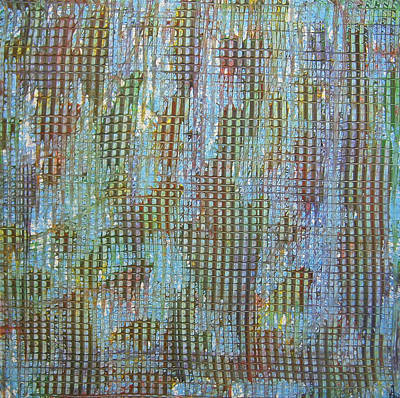 Painting - Untitled Painting 5 by Drew Shourd