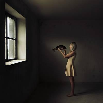 Model Photograph - Untitled by Radovan Skohel