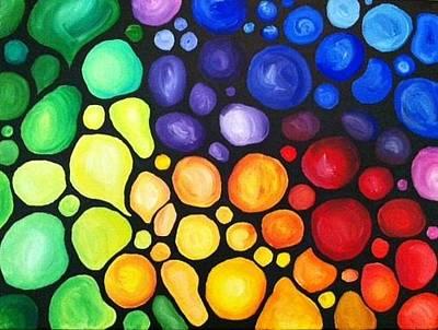 Painting - Untitled by Stephanie Reid