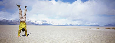 Alvord Desert Wall Art - Photograph - Untitled by Woods Wheatcroft