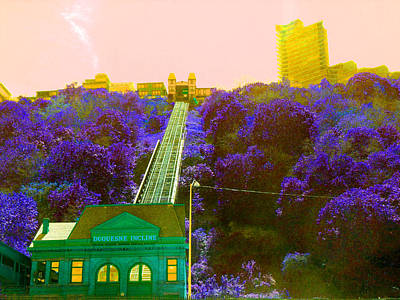Up The Hill Original