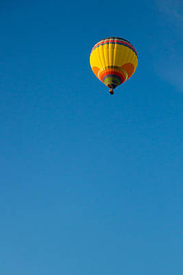 Photograph - Up Up And Away by April Reppucci